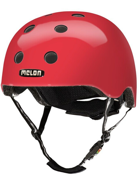 Melon Urban Active Rainbow Fahrradhelm Red